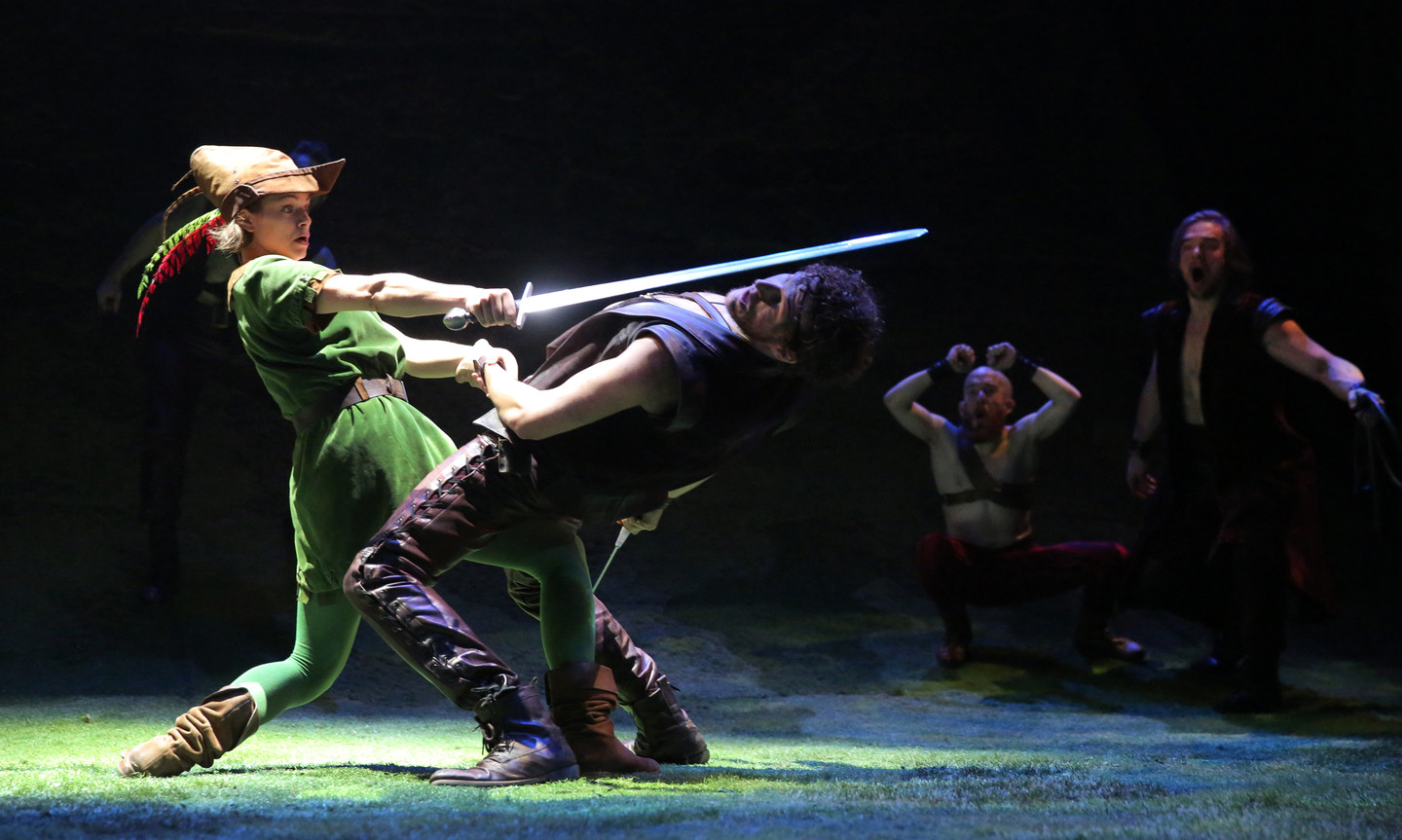 Robin Hood Review Picture