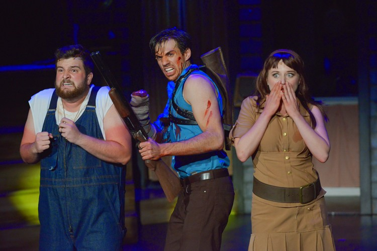 Evil Dead The Musical  - PHOTO