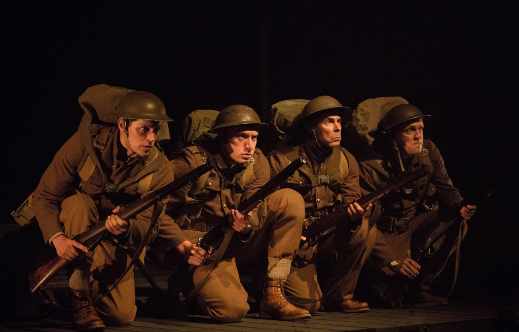 Vimy, Soulpepper