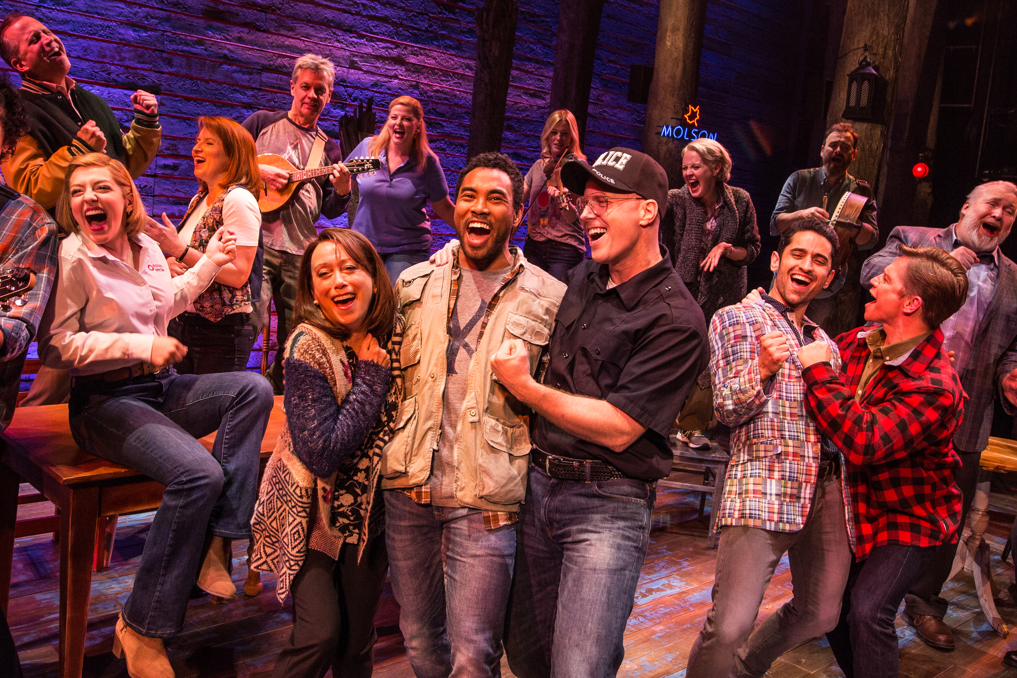 Come From Away - PHOTO