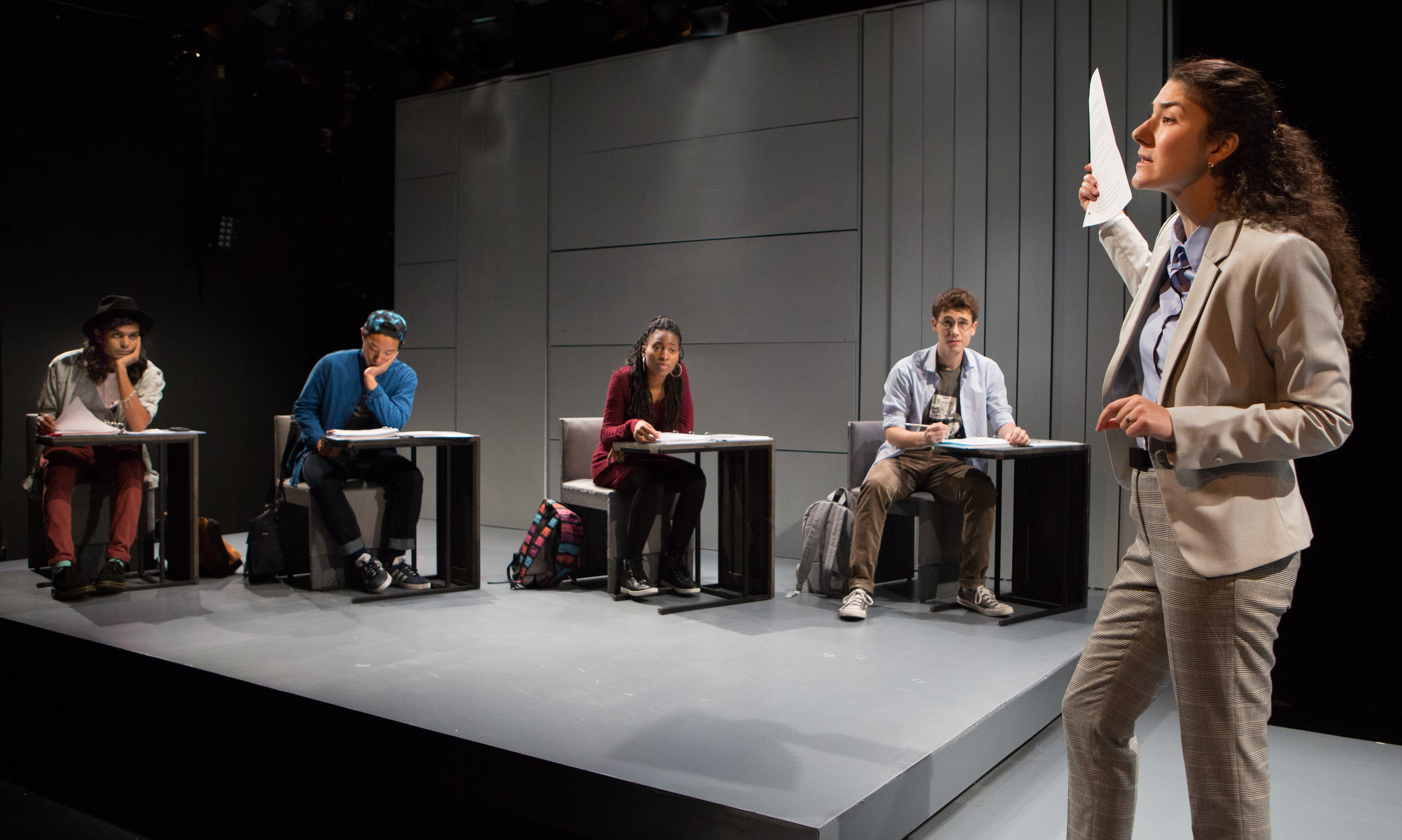Theory, Tarragon Theatre