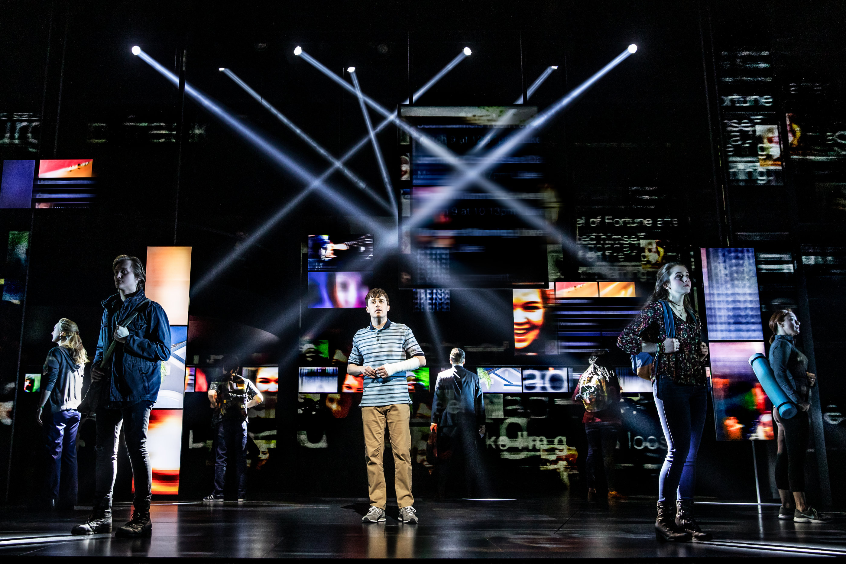 Evan Hansen Review Photo