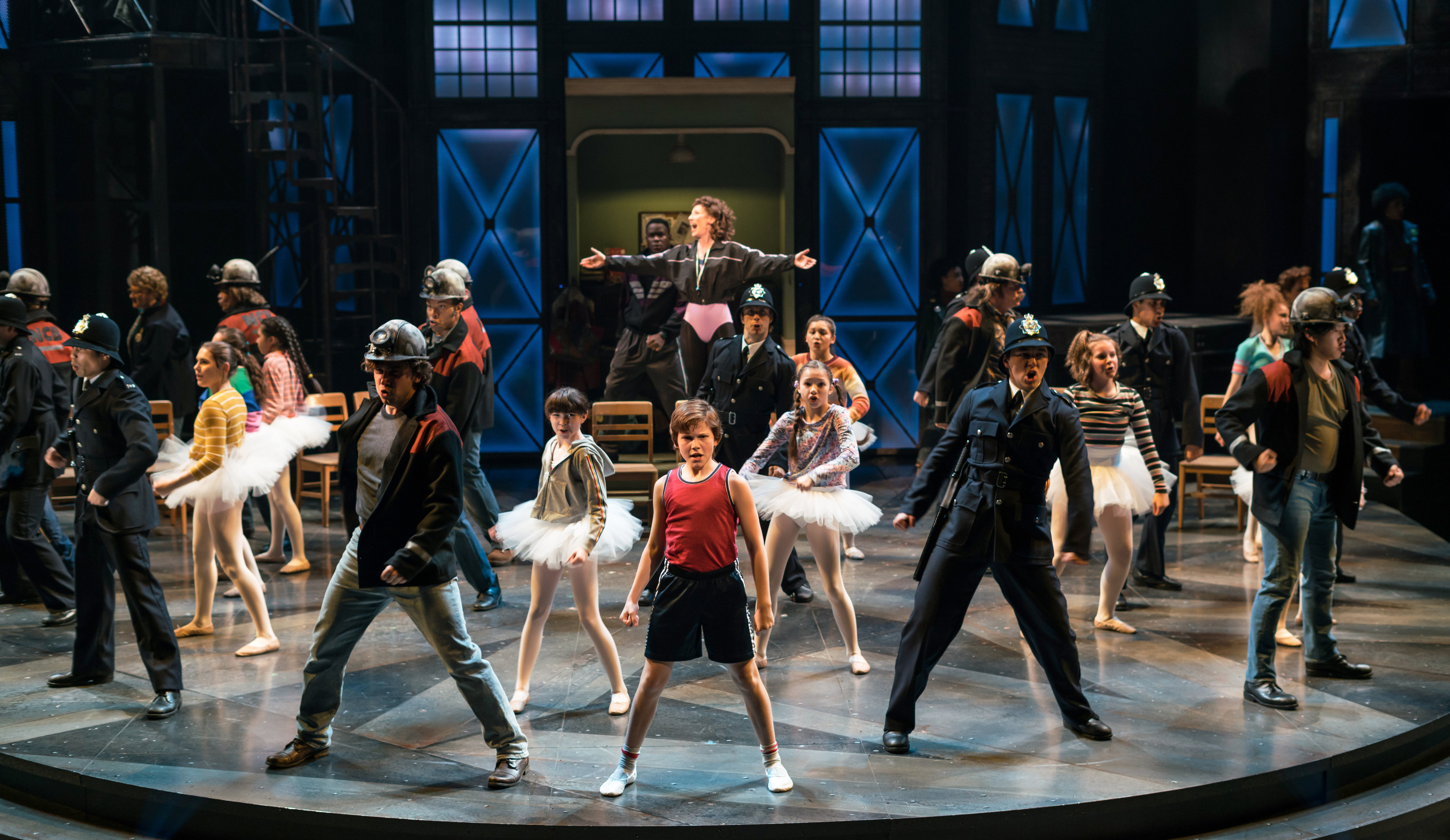 Billy Elliot the Musical – On The Run 2019