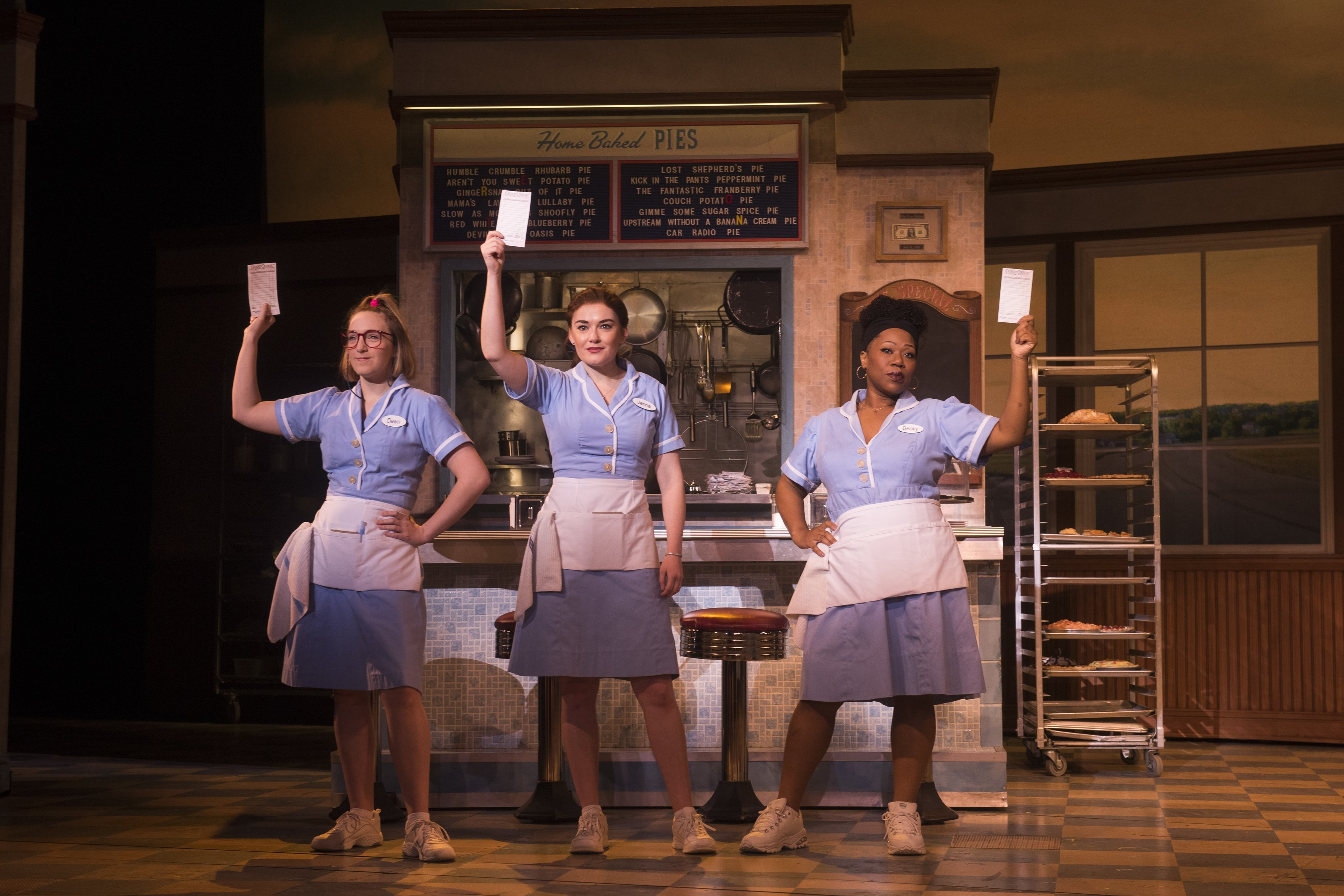 Waitress - Review Pic