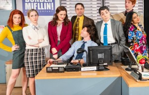 THE OFFICE!  A MUSICAL PARADY