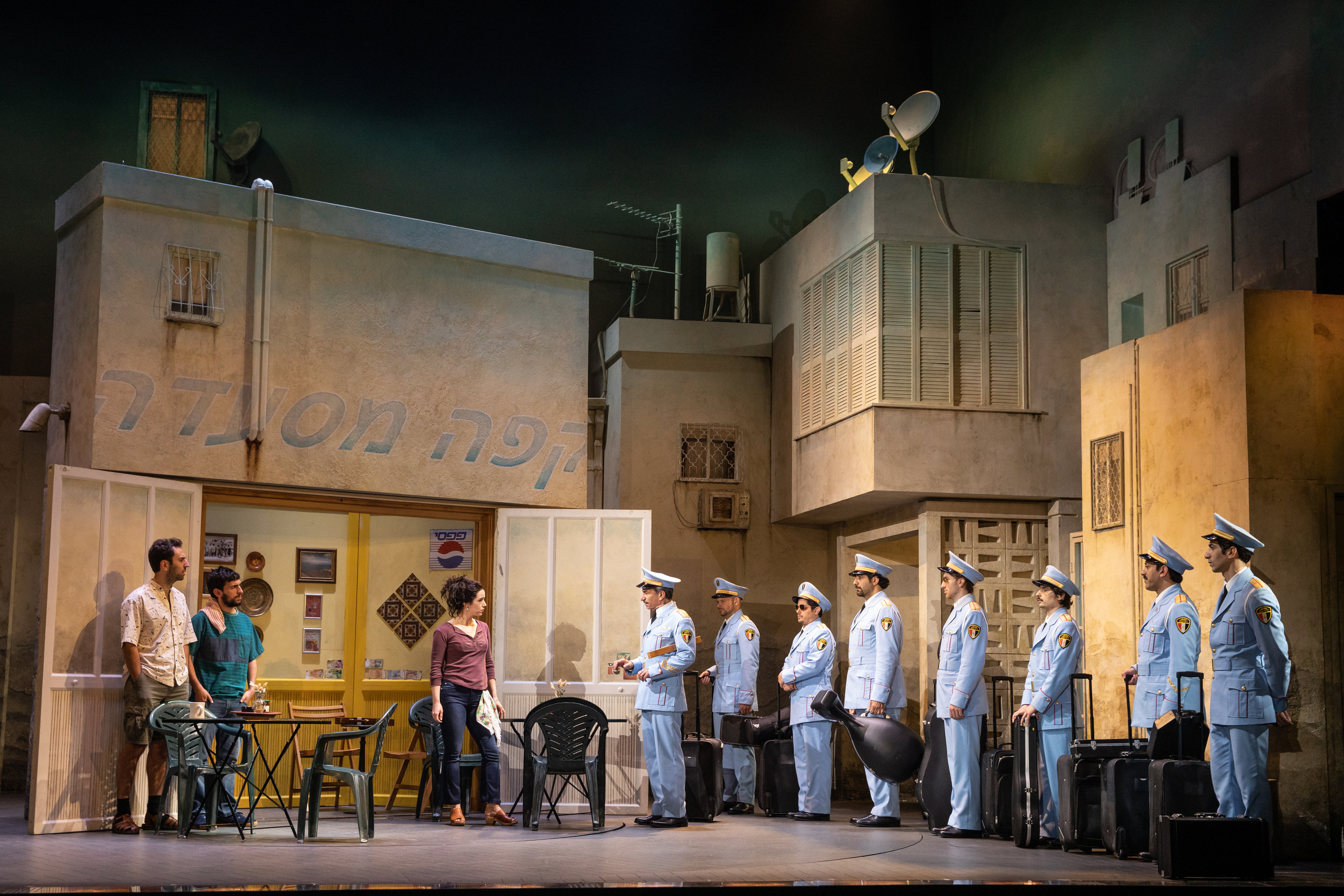 The Band's Visit - REVIEW PHOTO